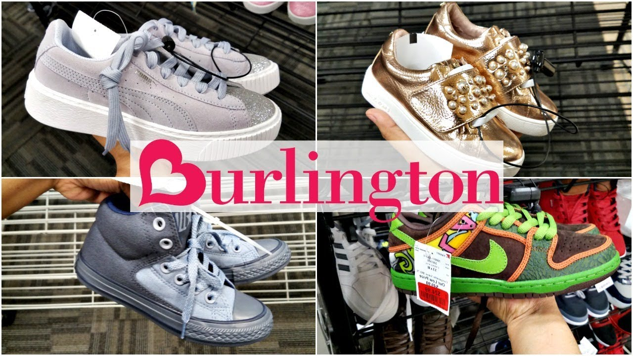 BURLINGTON KID SHOES BACK TO SCHOOL