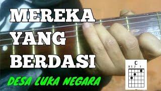 Download Mp3 Tutorial Gitar Mereka Yang Berdasi - Desa Luka Negara