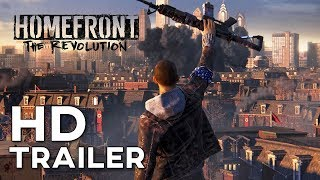 Best Game Trailers: Homefront: The Revolution - This Is Philadelphia HD Trailer