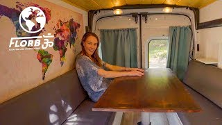 Full-Time Teachers Choose Vanlife for Weekend Getaways and Build a Buisness