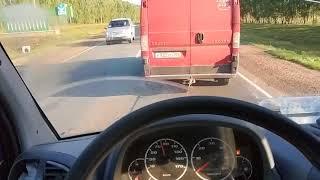 Белый дым Дукато Ducato 244 Елабуга ПОДВЕЛА