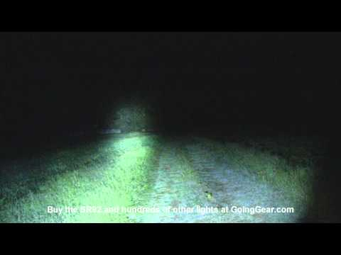 Flashlight Comparison 2.1: Part 74 - Olight SR92 Intimidator