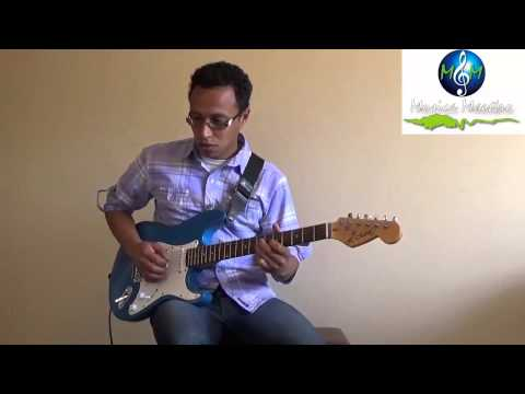 EL SHADDAI- NEW WINE ( TUTORIAL GUITARRA 1)