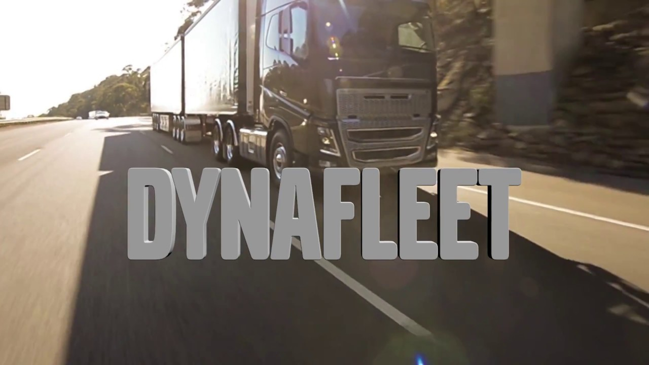 Volvo Trucks - Dynafleet - Telematics system helps to save fuel - YouTube