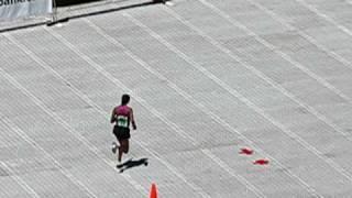 Mamitu Daska (Ethiopia) Winning Bolder Boulder 10K elite women