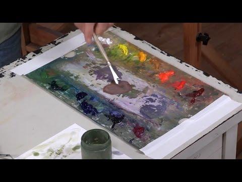 Landscape Painting Techniques  Colour  DVD with Ian Roberts
