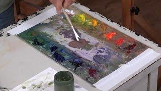 Landscape Painting Techniques - Colour - DVD with Ian Roberts