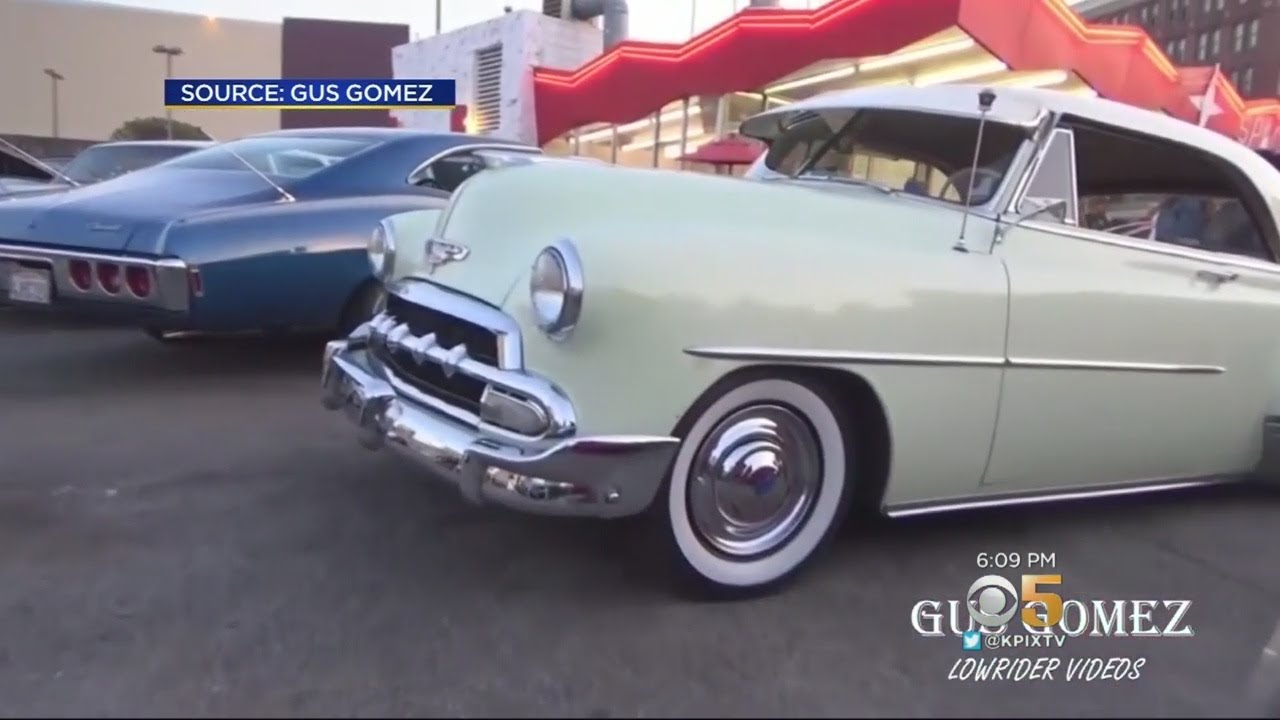 Popular Vintage Car Shows Forced Out Of First Fridays In Oakland - Oakland car show