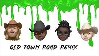 Old Town Road Remix Ft. Young Thug & Mason Ramsey