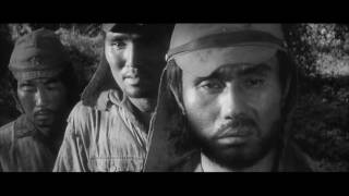 Fires on the Plain (1959) 佐藤允 検索動画 12