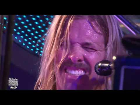 Foo Fighters Sunday Rain Live - HD Radio Soundspace 2017
