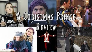 Netflix' A Chirstmas Prince Review
