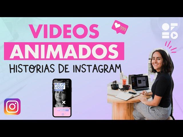 Cómo crear un video animado para una historia de Instagram (Tutorial Offeo) | Aprende con Diana