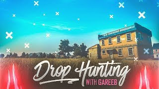 PUBG MOBILE LIVE LETS GO DROP HUNTING AGAINST HACKERS