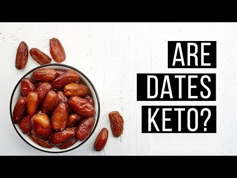 Are Dates Keto? Carbs & Calories in Dates