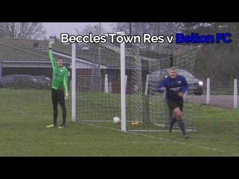 Beccles Town Res v Belton FC 7 1 17