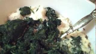 Spinach Potato Pancakes Aka Latkes
