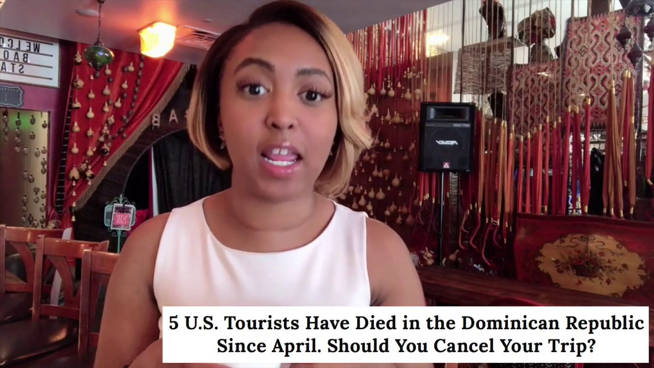 Why Are So Many People Dying In The Dominican Republic?!!  & More! #Top3WithAngieTea