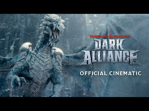Wizards of the Coast Releases Dungeons & Dragons DARK ALLIANCE...