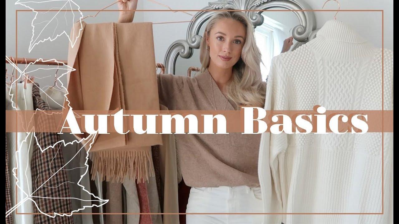 AUTUMN BASICS HAUL // & Other Stories // ?  #FashionMumblrAutumnEdit ? 2