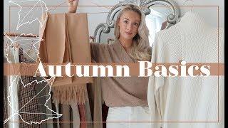 AUTUMN BASICS HAUL // & Other Stories // 🍂  #FashionMumblrAutumnEdit 🍂