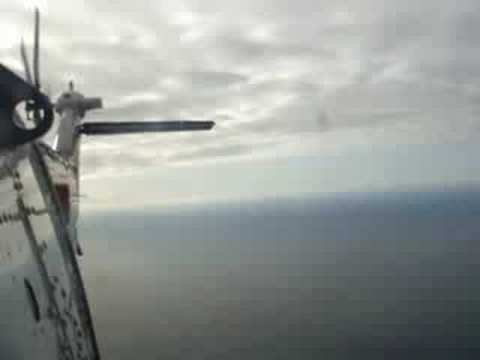 Offshore Helicopter Flight