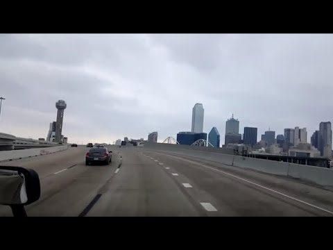 BigRigTravels LIVE! Lancaster, Texas to Oklahoma City, Oklahoma Interstate 35 North-Feb. 11, 2018