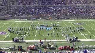 Usafa Drum And Bugle Corps Half Time Show October 2014
