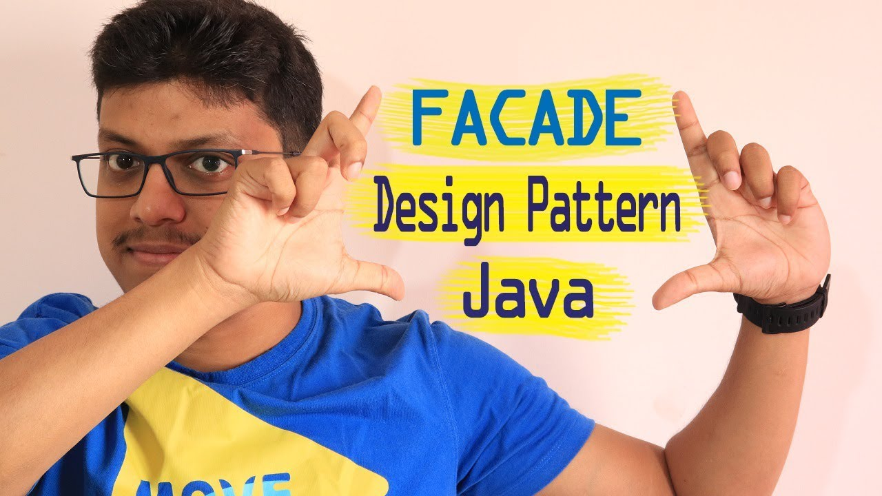 Facade design pattern with java code
