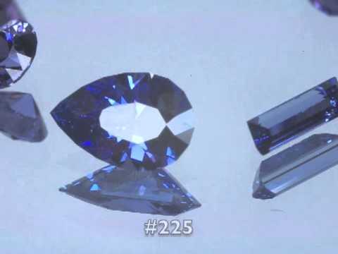 Sapphires From Yogo Gulch, Montana