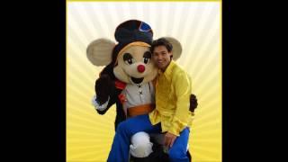 Maarten & Empi ( de muis ) met de Kikker - Klap in je handen