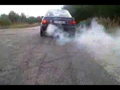 Audi 80 19 Tdi Na Pierburgu Kopci Na Postoju I Podczas Ruszania