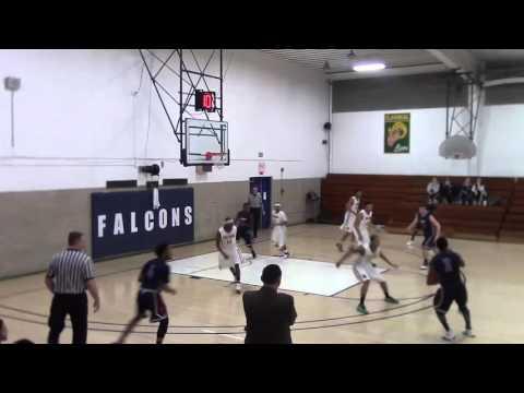 Fisher vs vaughn College - Tyler Shular #14 - 2016