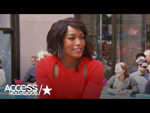 Angela Bassett Shares Details About New Ryan Murphy Drama '911'  Access Hollywood