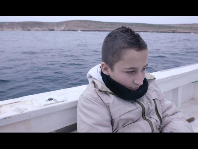 映画『海は燃えている~イタリア最南端の小さな島~』予告編