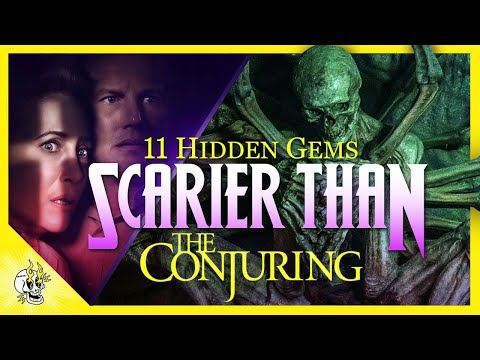 11 Overlooked Horror Movies MUUUUUUCH More Scary Than The Conjuring Series | Flick Connection