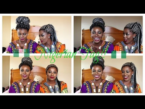 Nigerian Tag!! ft Winifred | The West African Beauty