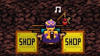 Crypt of the NecroDancer: Shopkeeper Vocals Zone1 Level1 - 10 Hrs