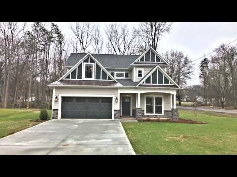 PresPro Custom Homes - Charlotte New Homes - Winchester Plan - 4 bedrooms - New home in Harrisburg