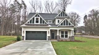 Prespro Custom Homes   Charlotte New Homes   Winchester Plan   4 Bedrooms   New Home In Harrisburg