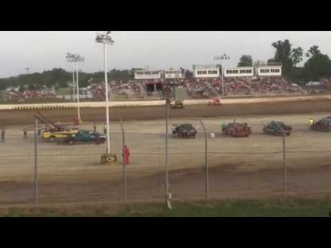 Jared Horstman Racing-May 27, 2016-Heat Race