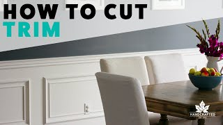How to Cut Trim
