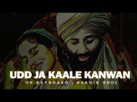 Udja Kale Kawa Tere Piano...| Gadar- Ek Prem Kahani | By Hardik Bhoi | Sunny Deol Amisha Patel |