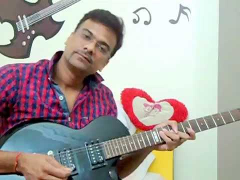 Jaadu Hai Nasha Hai On Guitar..
