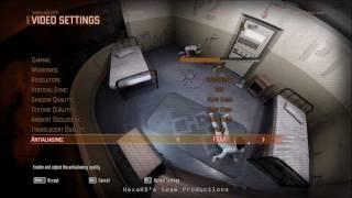 F.E.A.R. 3 Video/Graphics Settings [DX11]