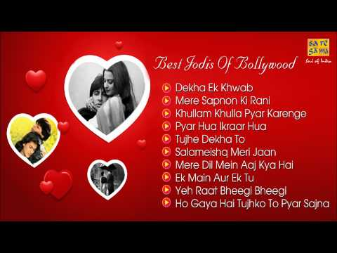 Best Jodis Of Bollywood - Love Songs - Evergreen...