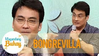 Magandang Buhay: Bong shares how he reacted to the early pregnancy of Inah