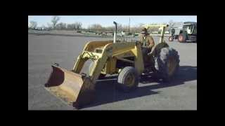 MF 30B Loader Tractor by amaauctions