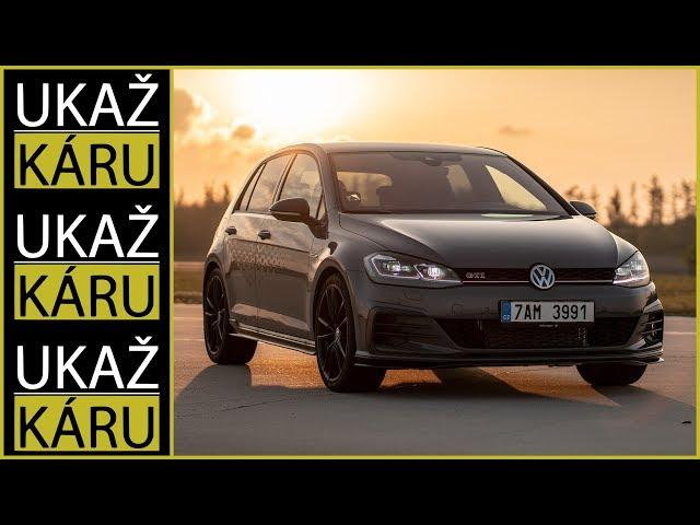 4K | NEJRYCHLEJŠÍ GTI SOUČASNOSTI | REAKCE MOJÍ MÁMY | VW GOLF GTI TCR | 213 kW