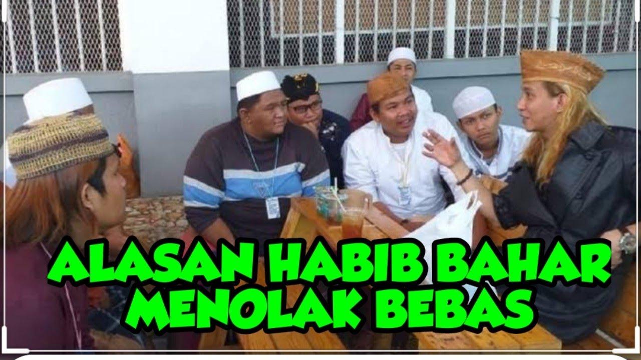 Wabah Corona, Habib Bahar bin Smith Menolak Bebas dari ...